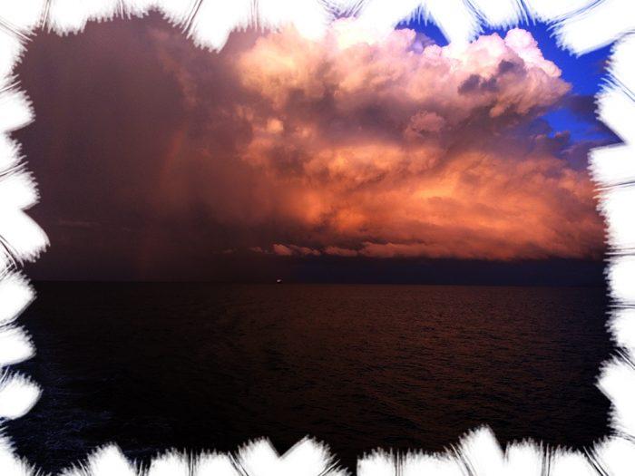 Furtuuna pe mare